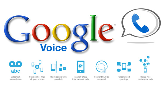 How to use google voice text for free internationally