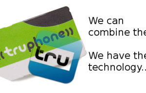 Truphone App and SIM Services to Work Together?