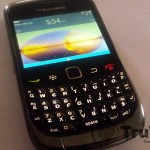 TruTower Reviews the BlackBerry Curve 3G (9300) Running on the Truphone SIM Network
