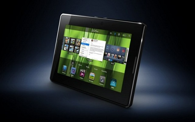 16 GB BlackBerry PlayBook, BB PB, PlayBook OS
