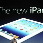 (Updated) Apple Introduces The New iPad, 4G LTE in Tow