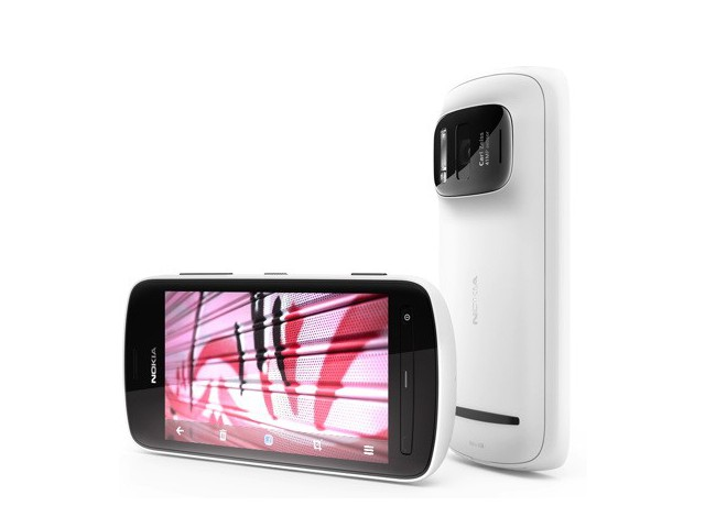 Nokia 808 PureView Truphone