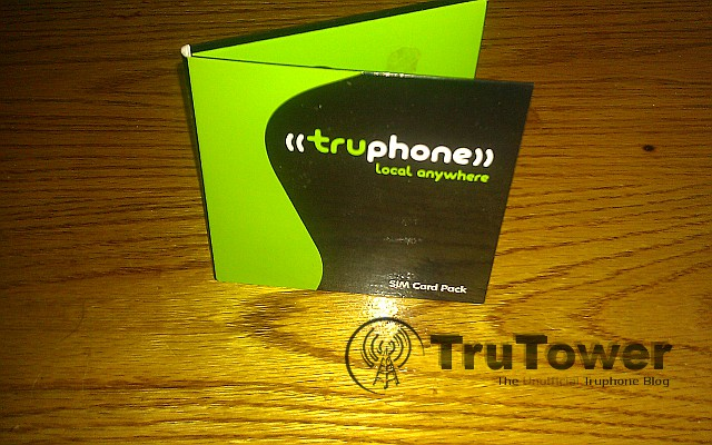 Tru SIM, Local Anywhere, GSM Roaming