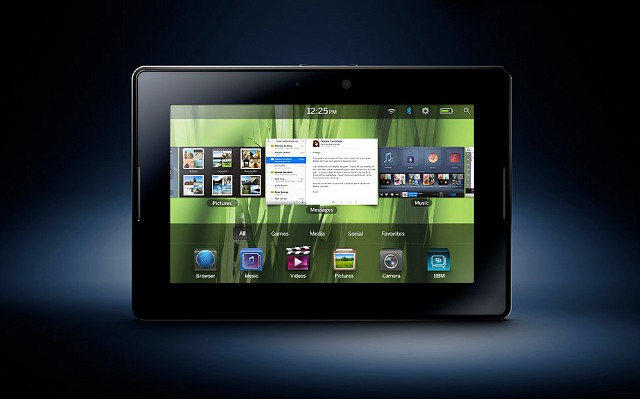 BlackBerry PlayBook OS Update, OS 2.1 Beta, BB PlayBook