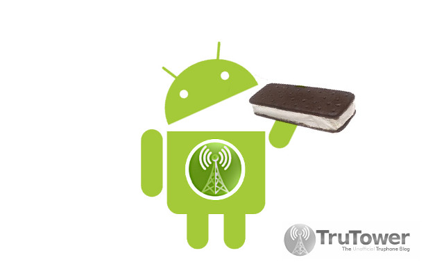 Ice Cream Sandwich, ICS, Android 4.0