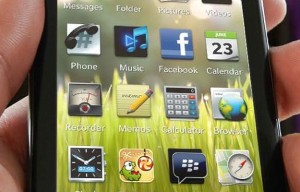 A First And Brief Preview At The Upcoming BlackBerry 10 (BB10) Operating System