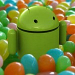 Android Jelly Bean Seen in the Wild as Version 4.1