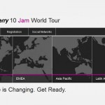 BlackBerry 10 Jam World Tour Continues into July