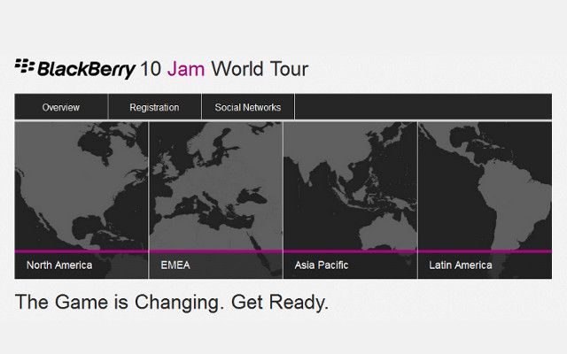 BB10Jam, BlackBerry 10 Jam World Tour, Tru VoIP Application