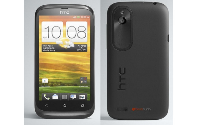 HTC Desire V, Sense 4.0, Android 4.0 Ice Cream Sandwich