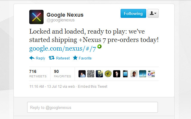 Google Nexus 7, Tablet VoIP, Tru App on Nexus 7