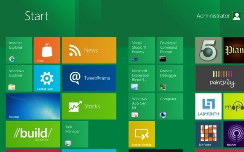 Windows 8, Metro UI, New Windows Version