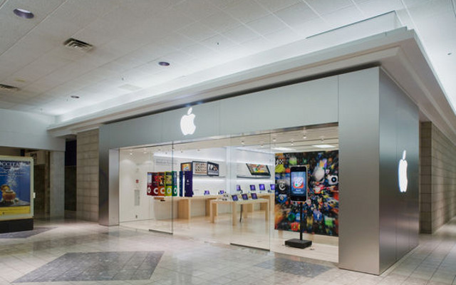 Apple Retail Stores How Far They Ve Come Infographic Trutower