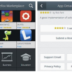 Mozilla's Firefox Marketplace Now Available In Aurora Browser For Android