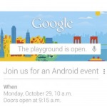 Google Cancels Android Playground Event Due to Hurricane Sandy