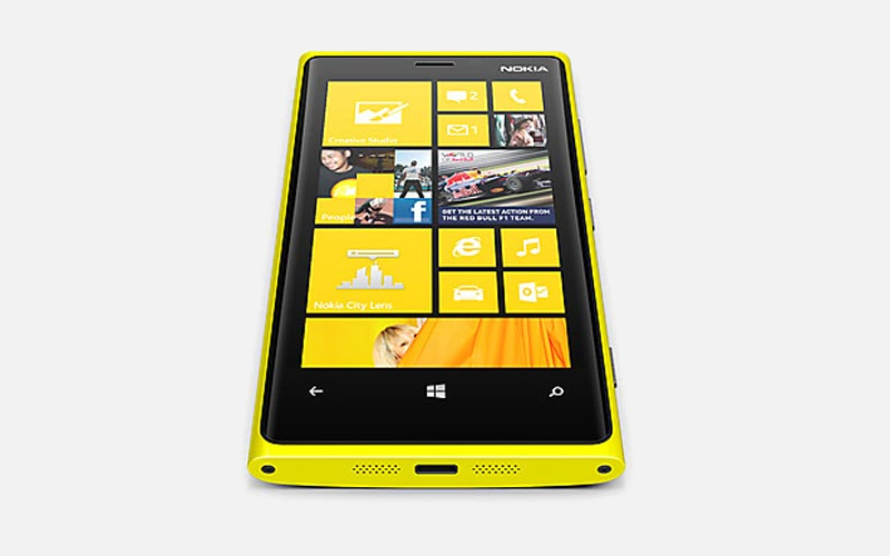 Nokia Lumia 920, Windows Phone 8, WP8 Smartphone