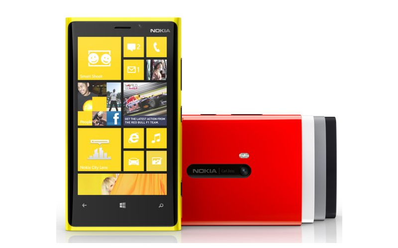 Nokia Lumia 920, Windows Phone 8 WP8 Smartphone, Live Tiles Apps