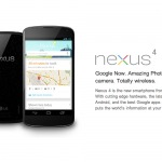Nexus 4 and Nexus 10 Now Available in Google Play Store