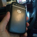 First BlackBerry 10 QWERTY N-Series Smartphone Photos Leak