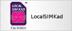 LocalSIMKad, Roaming, Global Travel SIM