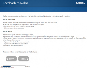 Nokia Windows Phone 7.8, Microsoft WP7.8, WindowsPhone7.8 Update