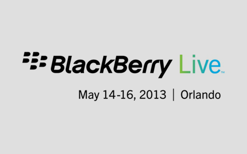 BlackBerry 10, BlackBerry Live 2013, BlackBerry World