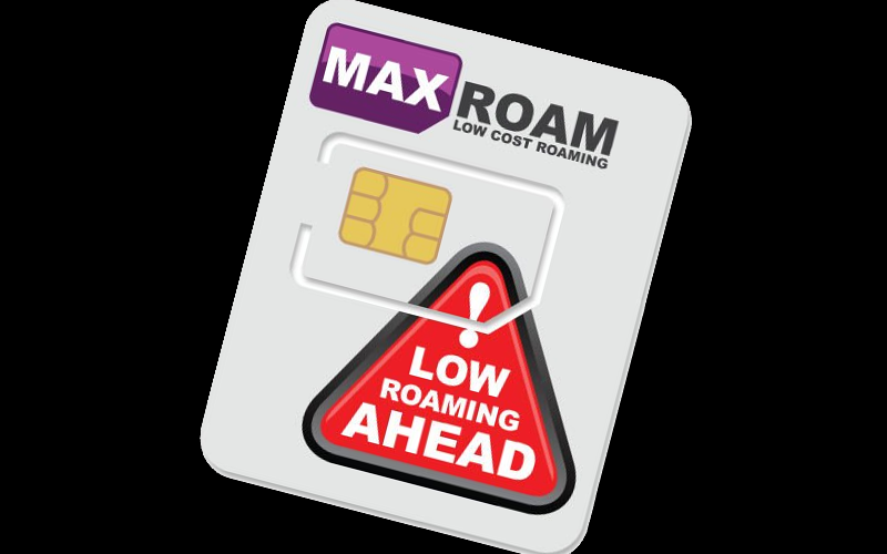 Maxroam, International Calling, Data Roaming SIM