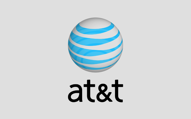 AT&T logo, AT&T International, Global roaming