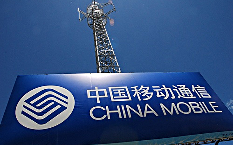 China Mobile, Chinese carriers, mobile phone provider