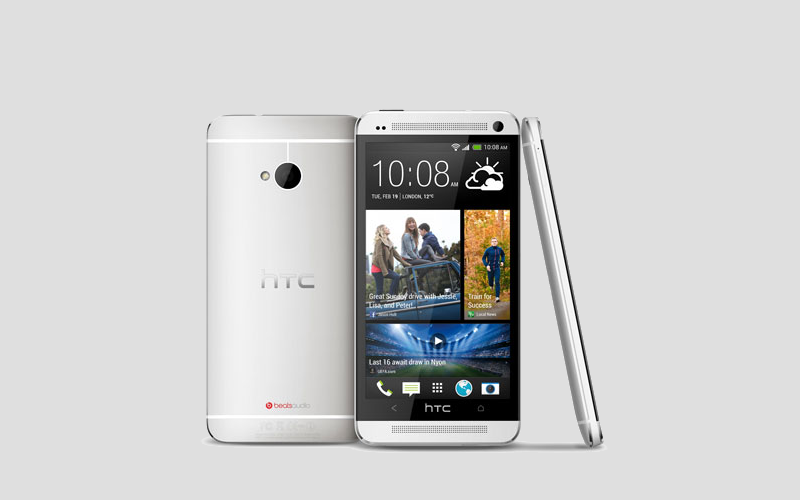 HTC One, Android Flagship Smartphone, Touchscreen Phones