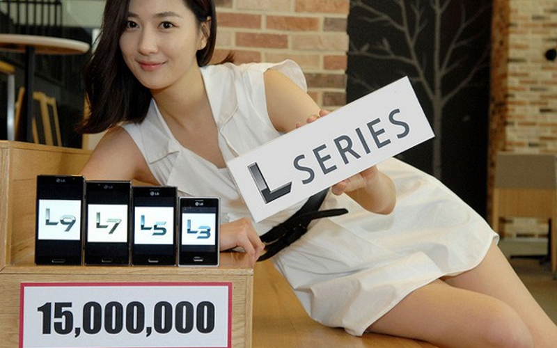 LG Optimus L Series, Android Smartphones, Phone Sales