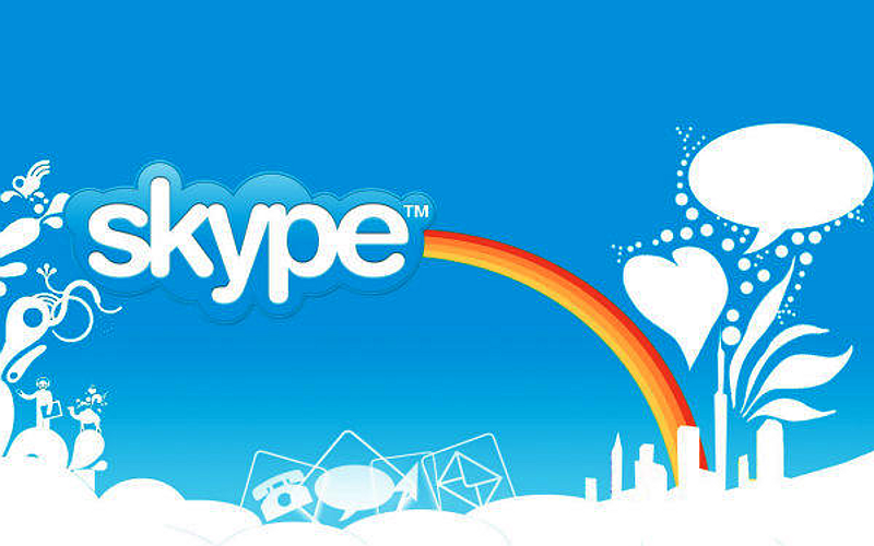 Skype calling, Skype instant messaging, Voice Over IP