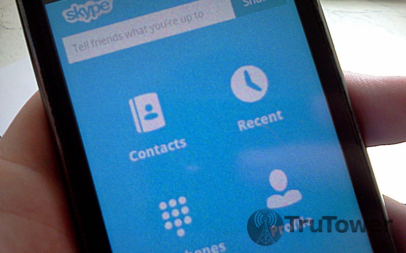 Microsoft Skype App, Skype for Android, Skype Calls and Messages