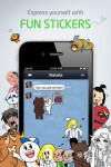 LINE App Stickers, LINE VoIP and IM Stickers, Fun Icons and Stickers