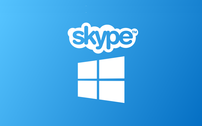 Skype for Windows 8, Windows RT VoIP, Skype for PC