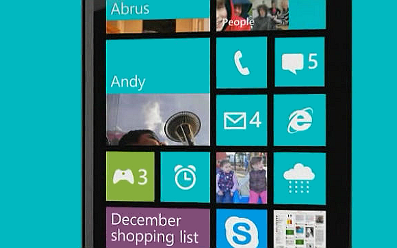 Windows Phone 8, WP8, Microsoft Windows Phone 8