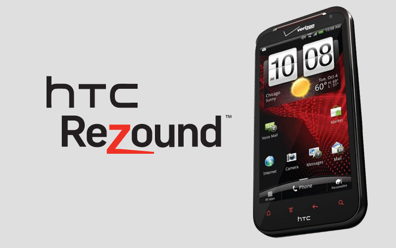 HTC Rezound, Verizon Wireless Android, International Roaming Smartphone