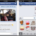 Facebook Messenger for iPhone, iPad, and iPod Touch Gets Stickers, Swipe to Delete
