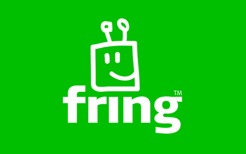 Fring app, Fring calling, Fring messaging
