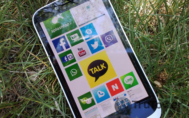 KakaoTalk for WP, Windows Phone, KakaoTalk WP8