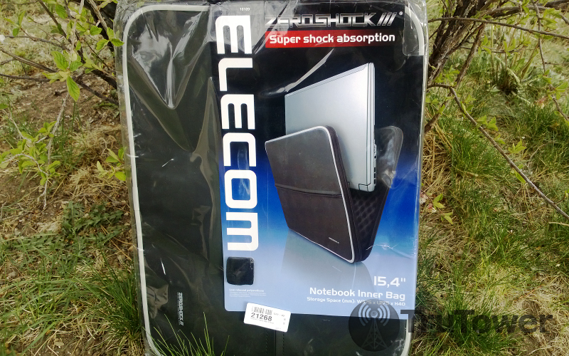 Elecom ZeroShock Innerbag, Laptop Sleeves, Laptop Accessories