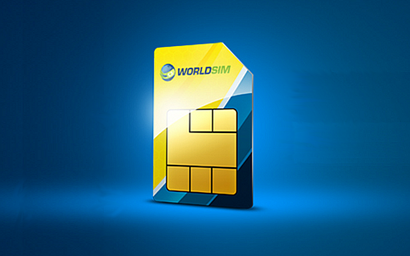 WorldSIM, Global SIM Card, International Roaming