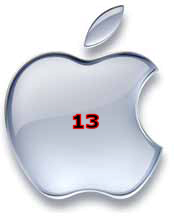 Apple, Apple logo, Apple Inc.