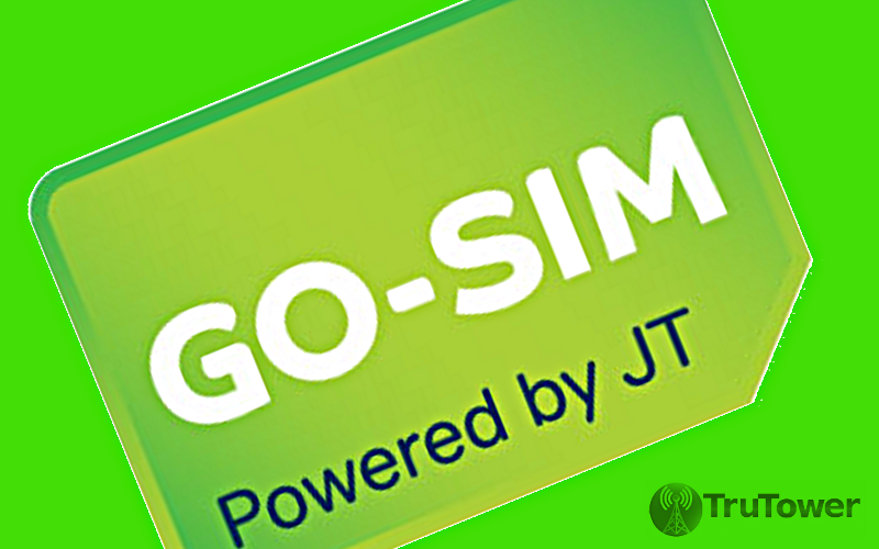 GO-SIM Service, GO-SIM Card, International Roaming SIMS