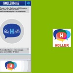 Holler!4Kik Voice Messaging for Kik Messenger Now Available for Apple iPhone Devices
