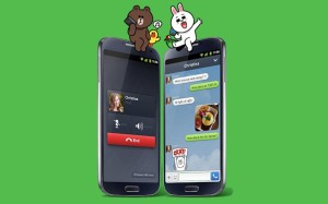 LINE for Android, Apps for Smartphones, Tablet Software