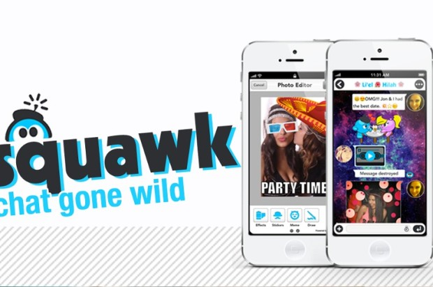 """Squawk Messenger: A New Messaging Application That """"Goes Wild"""" With Oodles of Features"""