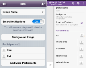 Viber Messaging, Viber for iPhone, Viber for Android