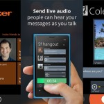 Voxer Push to Talk Exits Private Beta, Now Available to All Windows Phone 8 Users