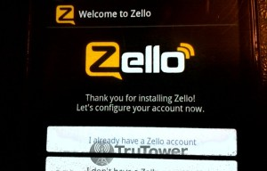 TruTower Reviews Zello Push to Talk Application, Up to 300 Participants Can Join A Conversation